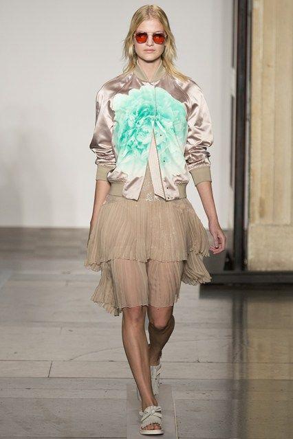 London Fashion Week, SS '14, Jonathan Saunders