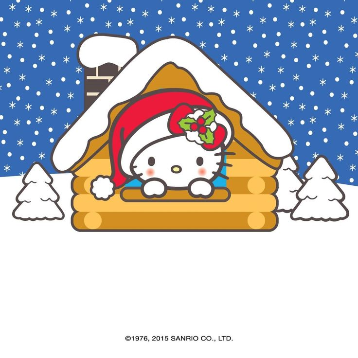 161 best Christmas Clip Art \ Printables images on Pinterest - fresh hello kitty xmas coloring pages