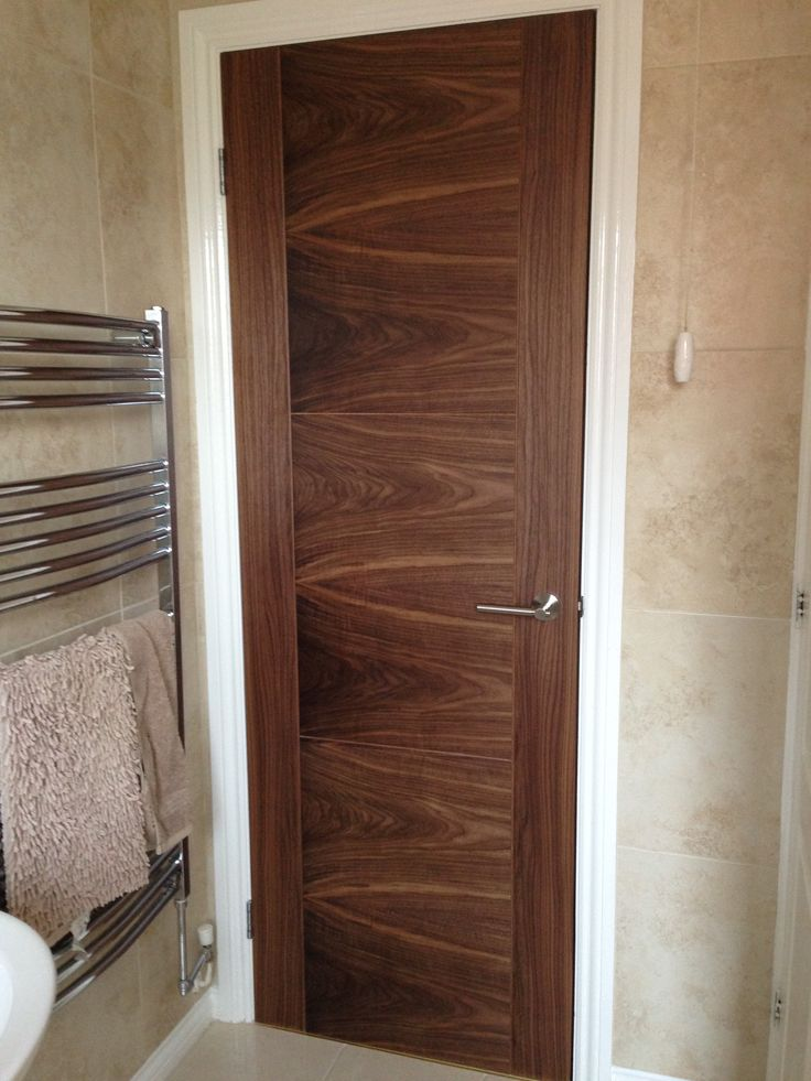 Jb Kind Walnut Mistral Bathroom Door Bathroom Design Pinterest Bathroom Doors Doors And