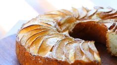 elmalı kek, pratik kek tarifleri