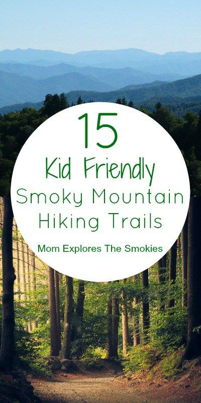 15 Kid Friendly Smoky Mountain Hikes, Mom Explores The Smokies