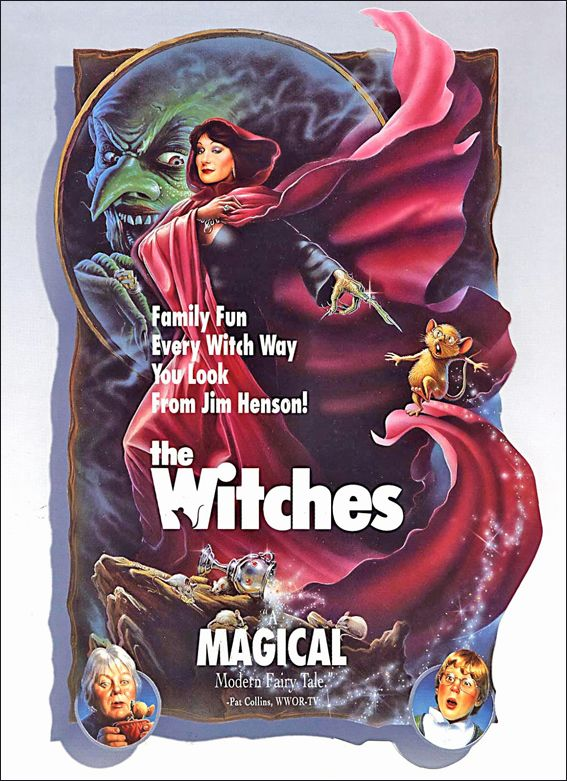 Greg Winters  The Witches, 1990