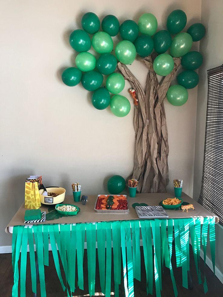 https://flic.kr/p/FPnChw | Lauren's 9th Jungle Birthday