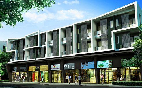 Modern Shophouse B-Avenue Watcharaphol