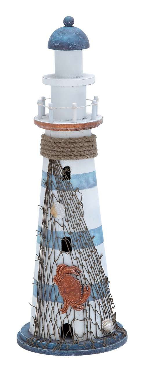 A.M.B. Furniture U0026 Design :: Accessories :: Nautical Decor :: Wood  Lighthouse In