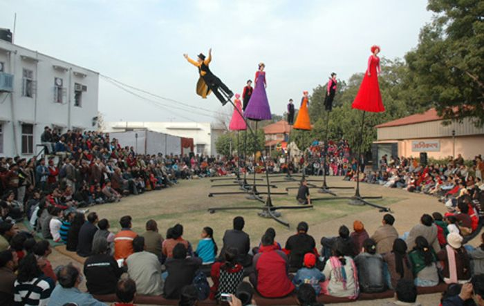 NSD theatre festival strives to capture youngsters' attention - read complete story click here....
