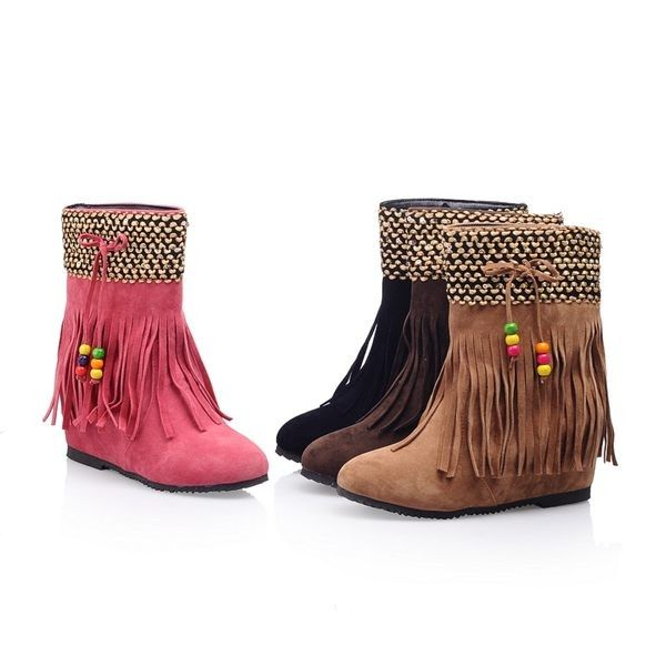 Female Native Boots