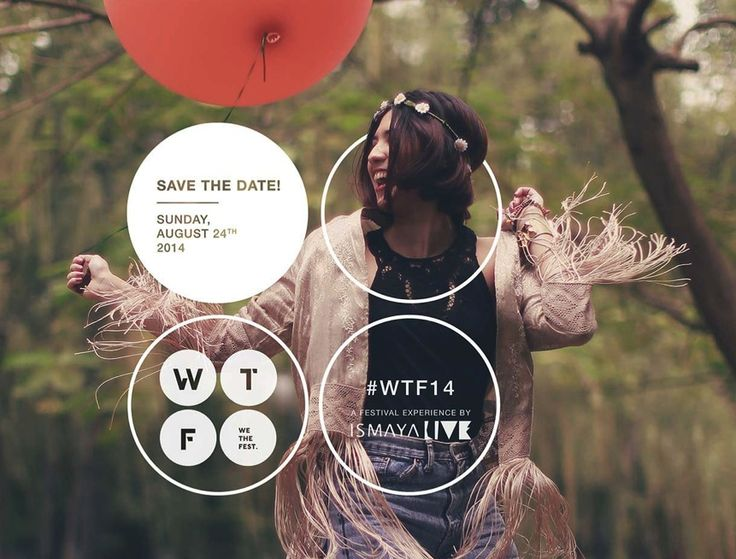 We The Fest (WTF) 2014
