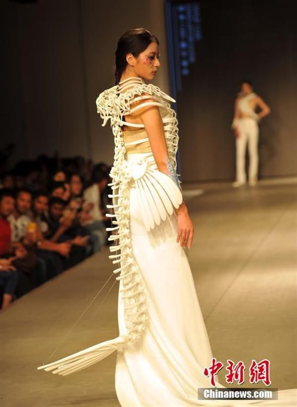 Image result for wearable structural textiles fashion designer