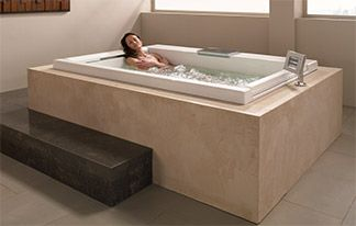 Neorest Air Bath ~ #Tina de #bano @TOTO USA