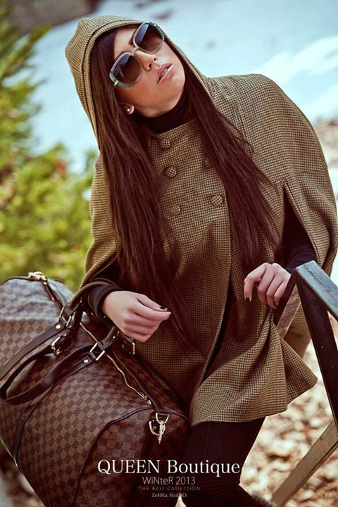 iranian girl & fashion
