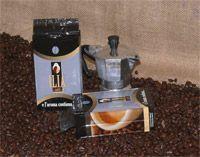 Prodotti Ilia caffè: Un caffè macinato che apre un mondo...