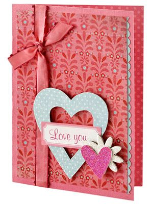 86 best Valentine Card Ideas images on Pinterest  Valentine cards