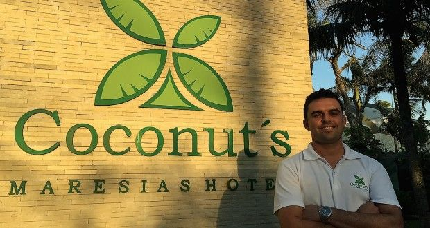 Quartel-General da Final Internacional do Rip Curl Grom Search 2017, Coconut's Hotel abrigará todos os atletas da competição em Maresias.   Surftoday