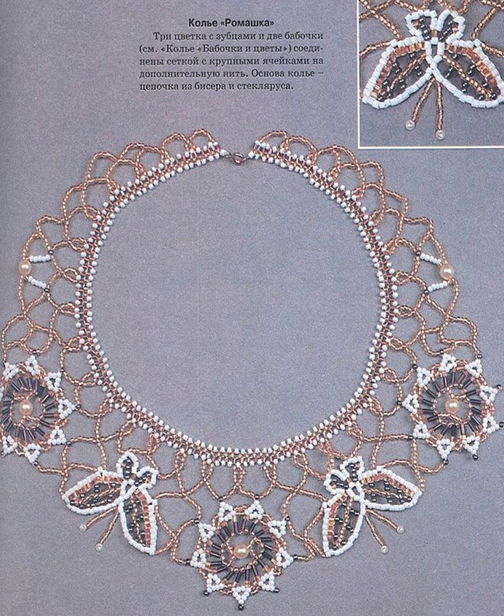 Necklace of beads: Beads Tutorials, Beads Beads, Beads Necklaces, Seeds Beads, Necklaces Free, Necklaces Patterns, Beads Jewlery, Beads Ideas, Beads Time