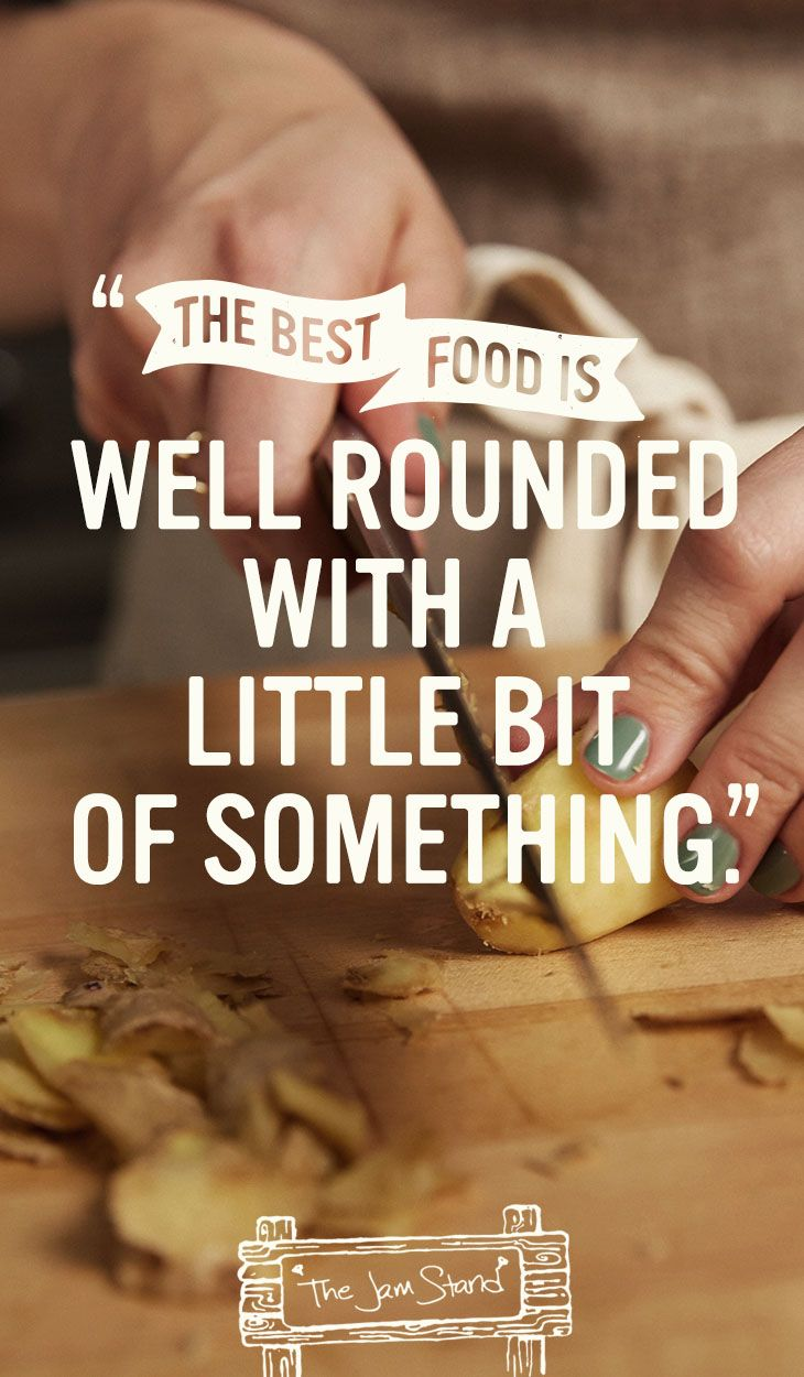 The best tasting food always has a little bit of a twist to it. That twist can be a secret ingredient, an unexpected combo or just perfectly curated simplicity. That's the way it is with Triscuit, jam and almost everything.  The Jam Stand is one of the Makers of More, presented by Triscuit.