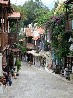 Kaş.ANTALYA...TURKEY