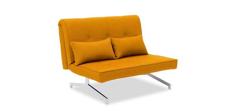 17 meilleures id es propos de canap bz sur pinterest for Canape convertible jaune