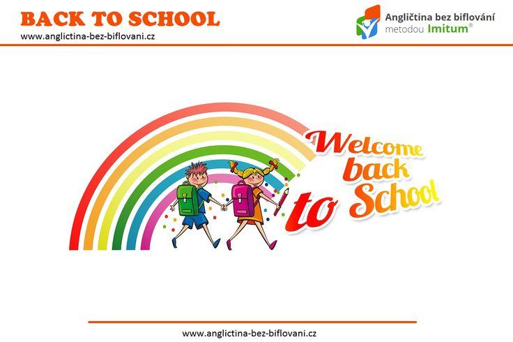"""Dnes je 1. školní den a my přejeme všem školákům, ale i učitelům úspěšný start do nového školního roku. Komenského """"škola hrou"""" je základem i našich kurzů. Pokud se chcete studiem angličtiny bavit, vyzkoušejte naše kurzy."""