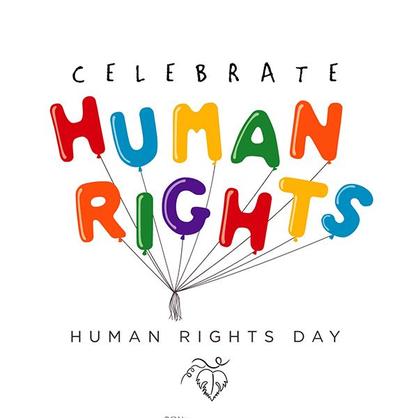 """Happy Human Right's Day! """"There is nothing like returning to a place that remains unchanged to find the ways in which you yourself have altered."""""""