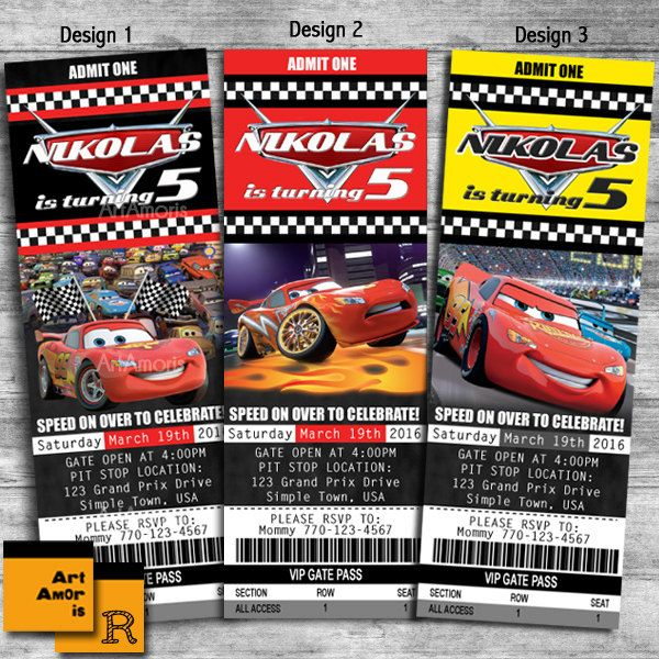 16 best Race car party images – Nascar Birthday Invitations