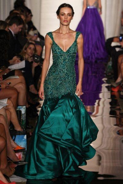 Vestidos de Fiesta 2012 Sherri Hill Evenings. Coleccion Primavera Verano 2012.