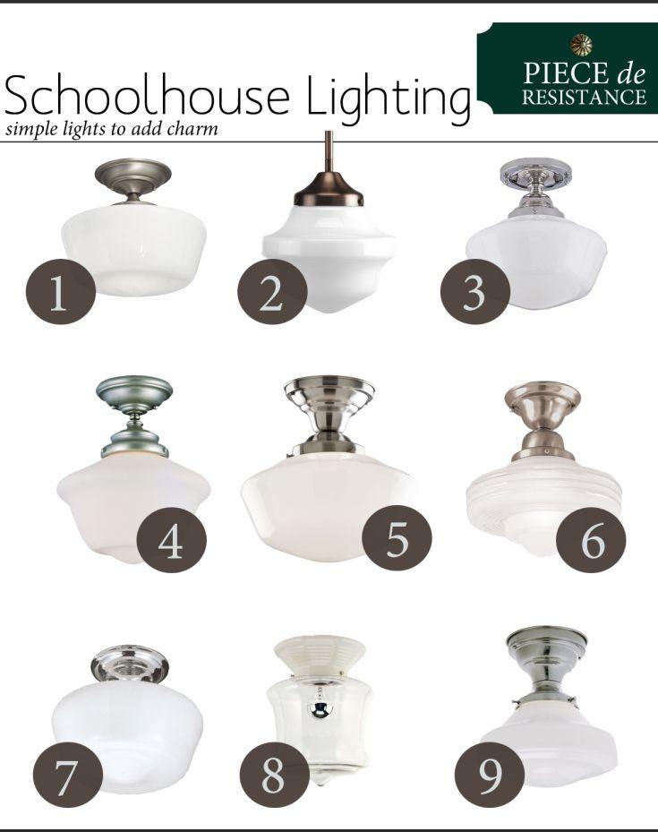 school house light copy