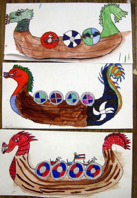 longships