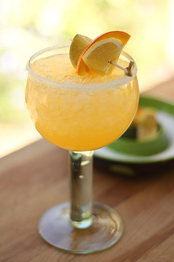 Citrusy and fresh margarita from @CreativCulinary