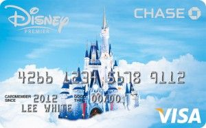 Disney Visa Card - might be worth getting before 2016 trip