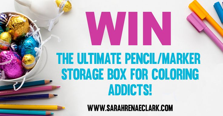 WIN this ULTIMATE 3 Drawer Wood Art Storage Box