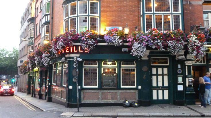 irish pubs   Scaffy's world: An Irish pub