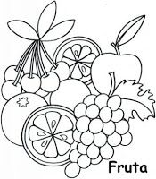Best 25 Frutas para colorear ideas on Pinterest  Artesanas de
