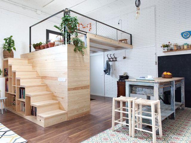 Transformer Garage En Appartement  Transformation DuUn Garage
