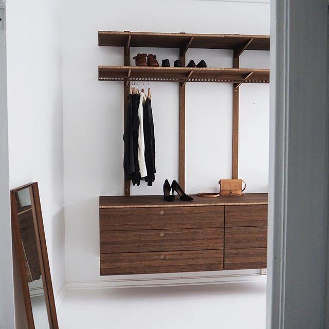 AE Wardrobe | #askogengprojects #bamboo #sustainable #handmade