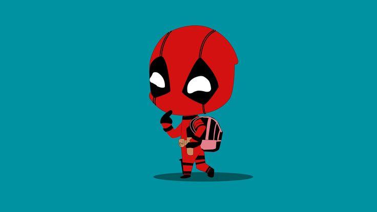 Little Deadpool 4k Superheroes Wallpapers Hd Wallpapers Digital Art Wallpapers Deadpool Wallpapers Behance Wa Deadpool Wallpaper Art Wallpaper Hd Wallpaper