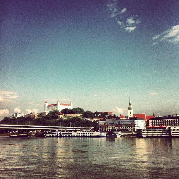 Moja #Bratislava (by @PeterSedlacik)