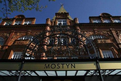 Mostyn Art Center
