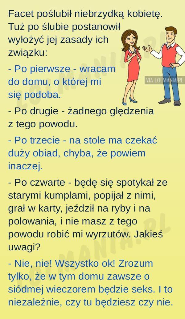 Twarde zasady ;)