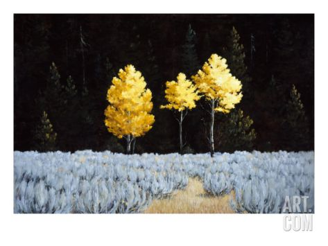 Three Sisters Giclee Print by Sallie Smith at Art.com Aunt Wanda, Mom, and baby sister Auntie Nini