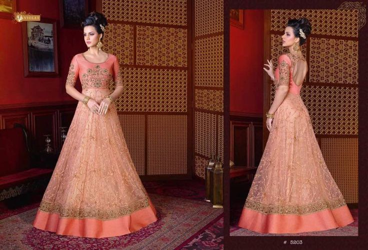 Excited to share the latest addition to my #etsy shop: Orange color embroidered party wear anarkali suit in net fabric http://etsy.me/2j6Z0hd #clothing #women #orange #embroiderysuit #salwarsuit #designerdress #partyweardress #newdress #indiansalwarsuit