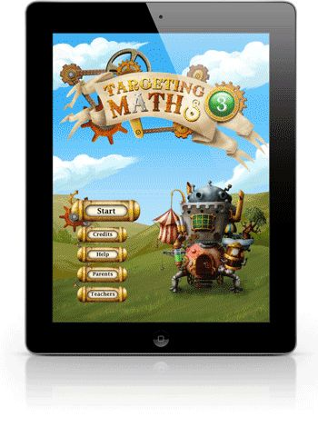 Targeting Maths 3 is brought to you by the people that created Reading Eggs and the Targeting Maths resource books, that Australian teachers would be familiar with. This app is not cheap at $9.49, but well worth the money when you consider the depth of resources and activities on offer.