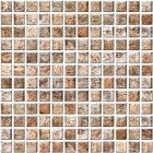 Mozaika Midas A-MGL08-XX-031 30x30 cm