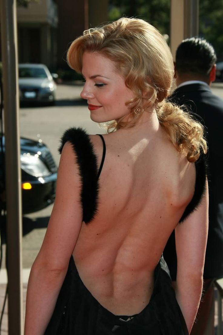 Jennifer morrison boob