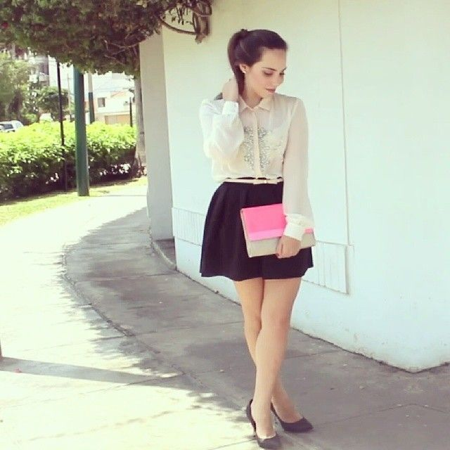 #blackskirt #outfits #whatthechic #youtube