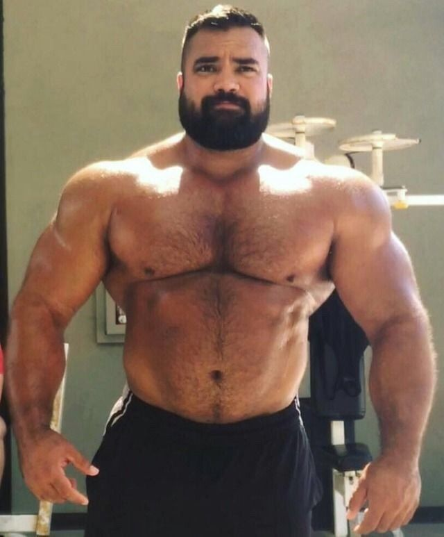 "beardyfitnessofficial: ""Bulking beast """