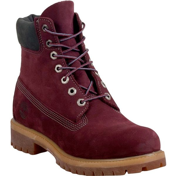 Timberland Autumn Mashup Men's Lace Up Boot (4.185 CZK) ❤ liked on Polyvore featuring men's fashion, men's shoes, men's boots, burgundy, burgundy mens shoes, timberland mens shoes, mens nubuck shoes, mens lace up boots and timberland mens boots