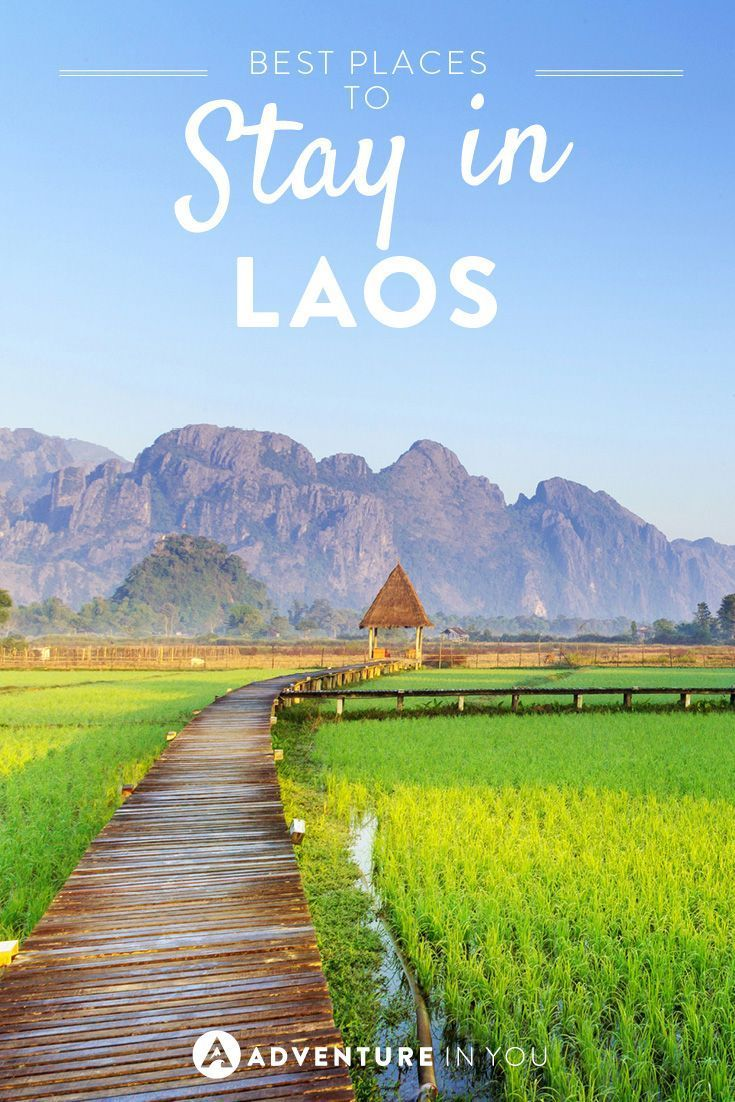 best places to stay in laos | asia affairs | laos travel, laos, travel