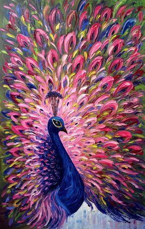 pinturas-al-oleo-con-espatula-hechas-a-mano-cuadros-arte-848411-MLM20563577484_012016-F.jpg (759×1200)