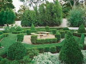 French Formal Garden | The Splendid French Formal Garden